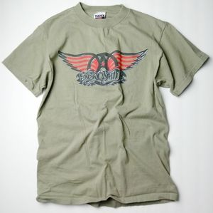 1999 Aerosmith World Tour Concert Graphic Tee M